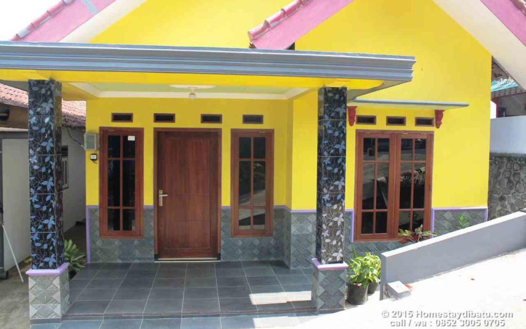 Melati Homestay di Batu Malang