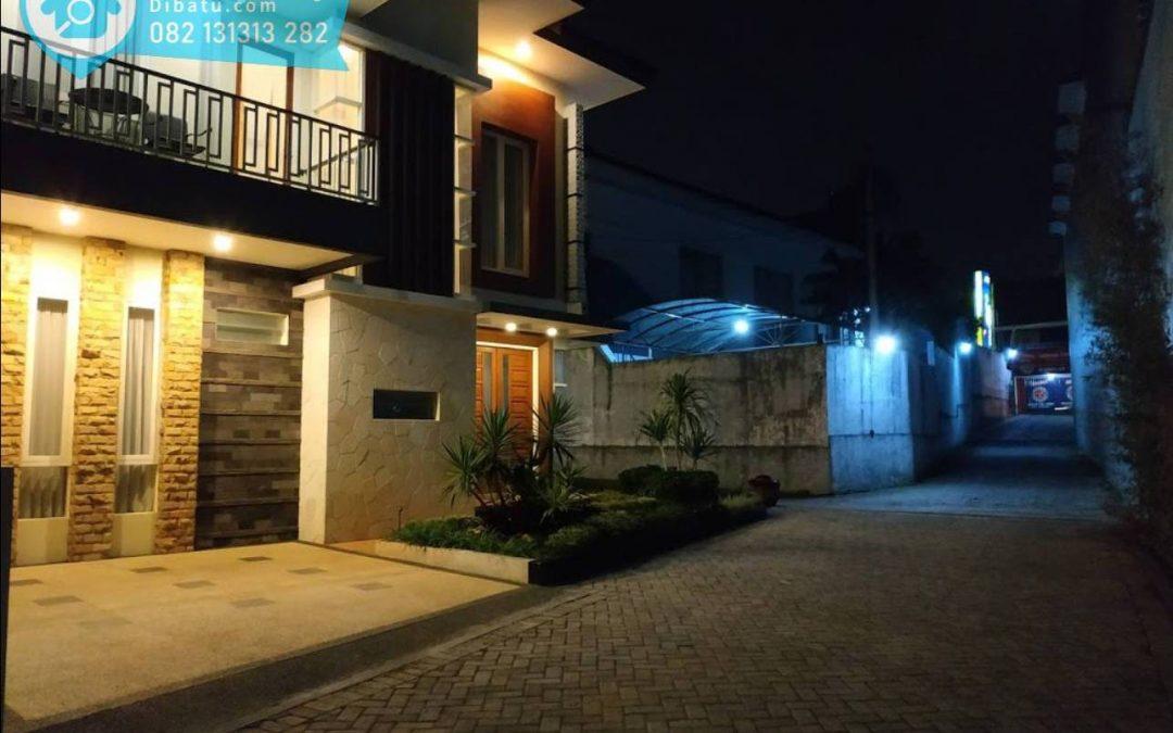 Penginapan Villa Homestay di Batu Malang