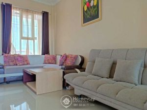 Villa Kolam Renang Kota Batu - 048