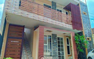 ABR Villa Kolam Renang Kapasitas Besar Kota Batu