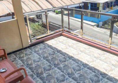 villa kolam renang batu malang 21